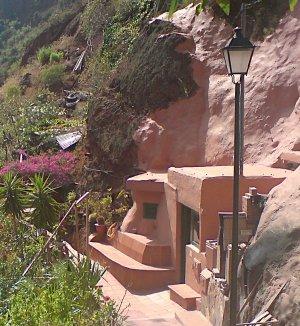 Cave House Spain
