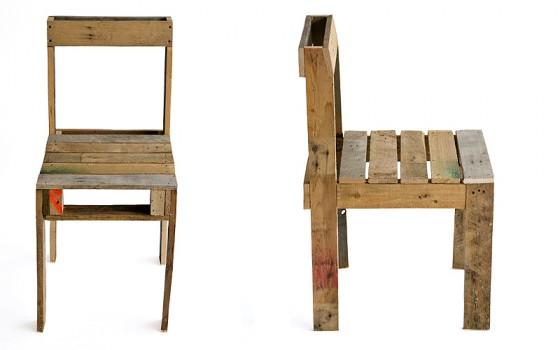 Pallet Chair Hi DIY Plans