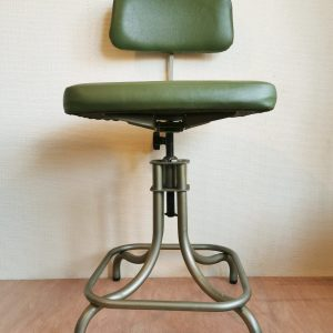 Leabank Industrial Machinist Chair